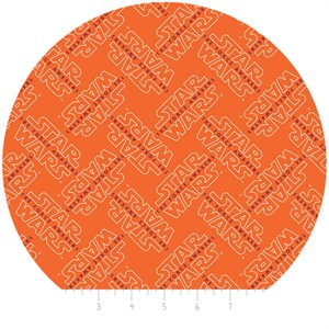 Camelot Fabrics, Star Wars: The Force Awakens, Logo Orange