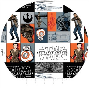 Camelot Fabrics, Star Wars: The Force Awakens, Rebels