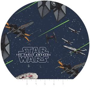 Camelot Fabrics, Star Wars: The Force Awakens, Ships