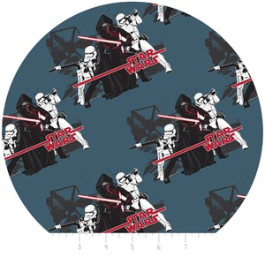 Camelot Fabrics, Star Wars: The Force Awakens, Imperial Midnight