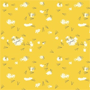 COMING SOON, Charley Harper for Birch Organic Fabrics, Western Birds, Tracks Sunny