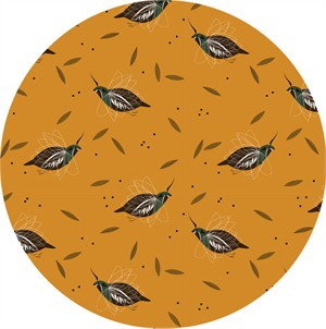 COMING SOON, Charley Harper for Birch Organic Fabrics, Western Birds, Mountain Quail
