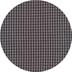 Cloud9 Fabrics, ORGANIC, Checks Please Yarn Dyed, Shadow Midnight