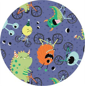 COMING SOON, Clothworks, Super Bad Monsters, Cycling Madness Night