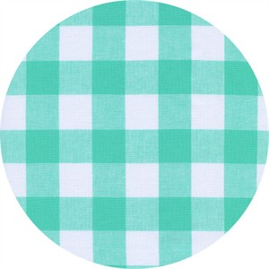 COMING SOON, Cotton and Steel, Checkers, Gingham Mint