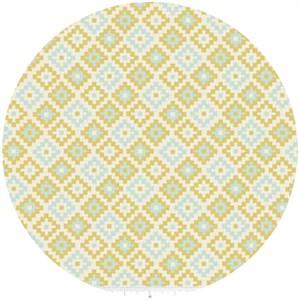 Design by Dani for Riley Blake, Woodland Spring, Geometric Green