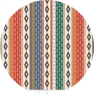 Design by Dani for Riley Blake, High Adventure, Tribal Multi