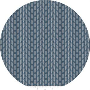 Design by Dani for Riley Blake, High Adventure, Stripe Blue