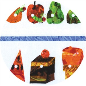 Eric Carle for Andover, The Very Hungry Caterpillar, Caterpillar Snacks Multi
