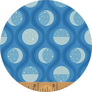 Felice Regina for Windham Fabrics, Luna Sol, Lunar Tide Interstellar