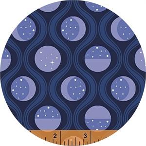 COMING SOON, Felice Regina for Windham Fabrics, Luna Sol, Lunar Tide Midnight
