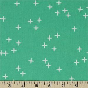 Birch Organic Fabrics, Mod Basics 3, Wink Pond