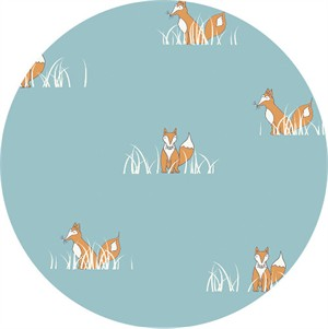 AVAILABLE FOR PREORDER, Jay-Cyn Designs for Birch Organic Fabrics, Camp Sur 3, Sly Fox
