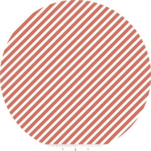 COMING SOON, Jenn Allyson for Riley Blake, On Trend, Stripe Coral