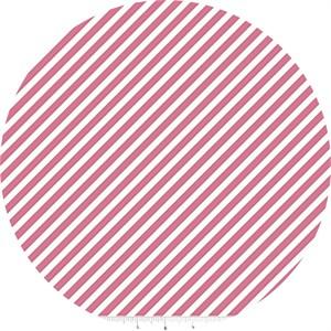 COMING SOON, Jenn Allyson for Riley Blake, On Trend, Stripe Raspberry