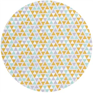 Joel Dewberry, Wander, Triangles Maize
