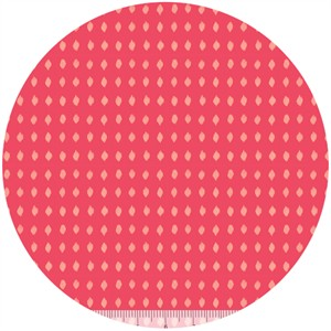 Katy Tanis for Blend, Garden Party, Painted Ikat Coral