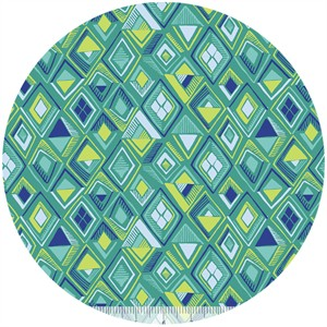 Katy Tanis for Blend, Garden Party, Wild Diamonds Blue