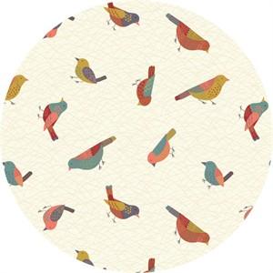 COMING SOON, Lewis & Irene, The Hedgerow, Birds Cream