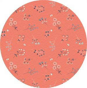 COMING SOON, Lewis & Irene, The Hedgerow, Flowers Peachy Coral