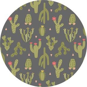 Lewis & Irene, Paracas, Green Cactus Dark