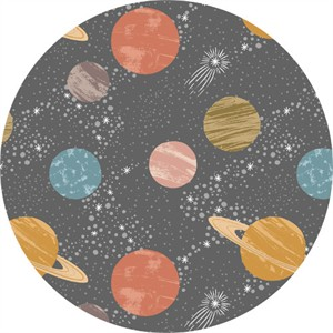 Lewis & Irene, To The Moon And Back, Planets Dark Grey