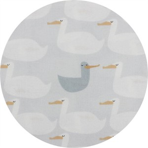 Lizzy House for Andover, The Whisper Palette, Ugly Ducklings Soft Blue