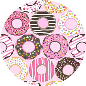 Maude Asbury for Blend, Lolly, Doughnut Love Light Pink