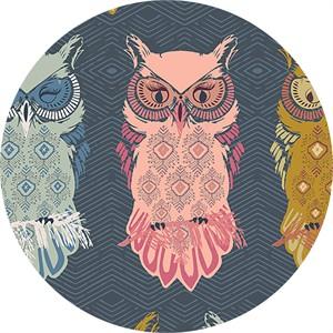 Maureen Cracknell for Art Gallery, Nightfall, Bird of Night Slate