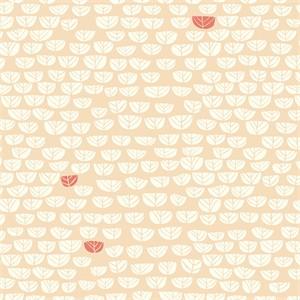 Miriam Bos for Birch Organic Fabrics, The Hidden Garden, CANVAS, Sproutlet Shell