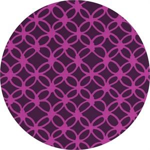 Rashida Coleman-Hale for Cotton and Steel, Macrame, Knotty Grape