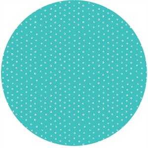 Sarah Watson for Cloud9, ORGANIC, Garden Secrets, Two Tone Tiny Turquoise