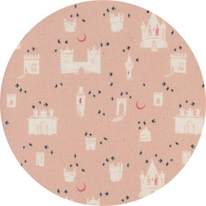 Sarah Watts for Cotton and Steel, From Porto With Love, Evora Pink
