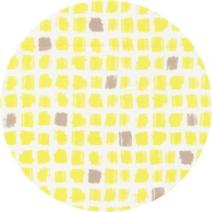 Skinny laMinx for Cloud9, ORGANIC, Around the Block, Pocket Patch Yellow