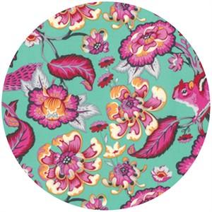 Tula Pink for Free Spirit, Chipper, Chipmunk Sorbet