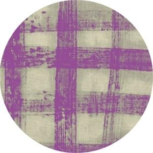 COMING SOON, Windham Fabrics, Treasure Hunt, Painted Plaid Bright Violet