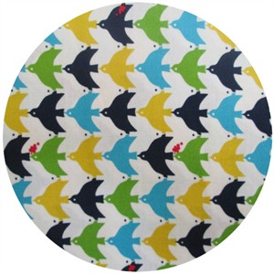 Cosmo Textiles, Avion Birdy Aqua