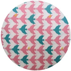 Cosmo Textiles, Avion Birdy Pink