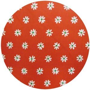 Cosmo Textiles, CORDUROY, Daisy Coral