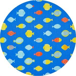 Cosmo Textiles, Gone Fishin�, Keep Swimming Multi