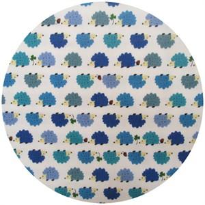 Cosmo Textiles, Hedgehogs Ocean