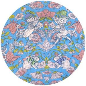 Cosmo Textiles, Joli Pomme Blue