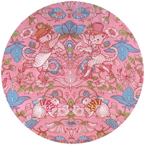 Cosmo Textiles, Joli Pomme Pink