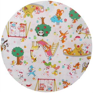 Cosmo Textiles, Playtime Cream