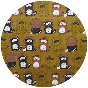 Cosmo Textiles, Tanuki Amber Stone