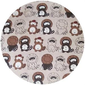 Cosmo Textiles, Tanuki Mocha