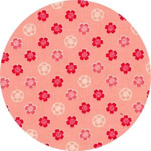 Cosmo Textiles, Sakura II, Bloom Pink