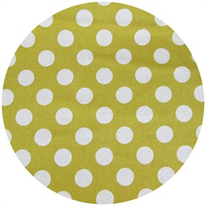 Cosmo Textiles, Seeing Spots, Citron