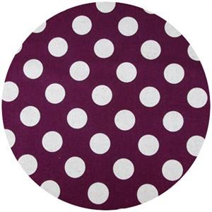 Cosmo Textiles, Seeing Spots, Purple