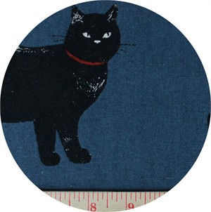 Cosmo Textiles, CANVAS, Country House, Kitty King Slate